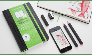 The Evernote Sketchbook