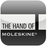 Moleskine Apps - The Hand of the Architect