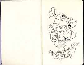 Daily Drawing: 5 Jan 2009
