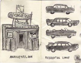 Anchor Inn and Presidential Limos