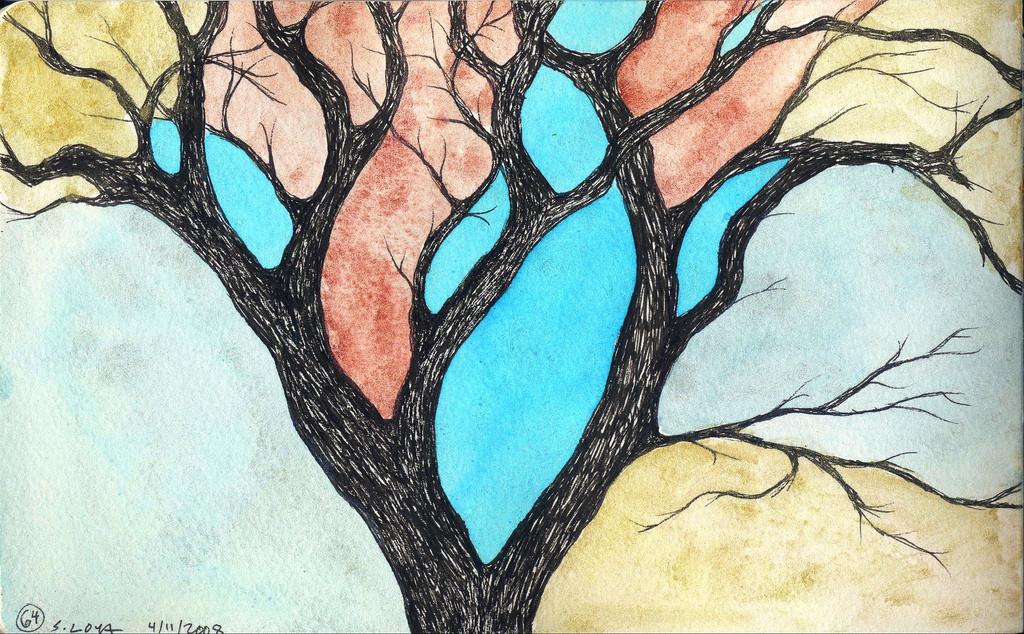 tree at ida lee