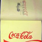 Coca Cola drawing