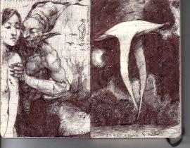 my moleskine 2005 – illustrations