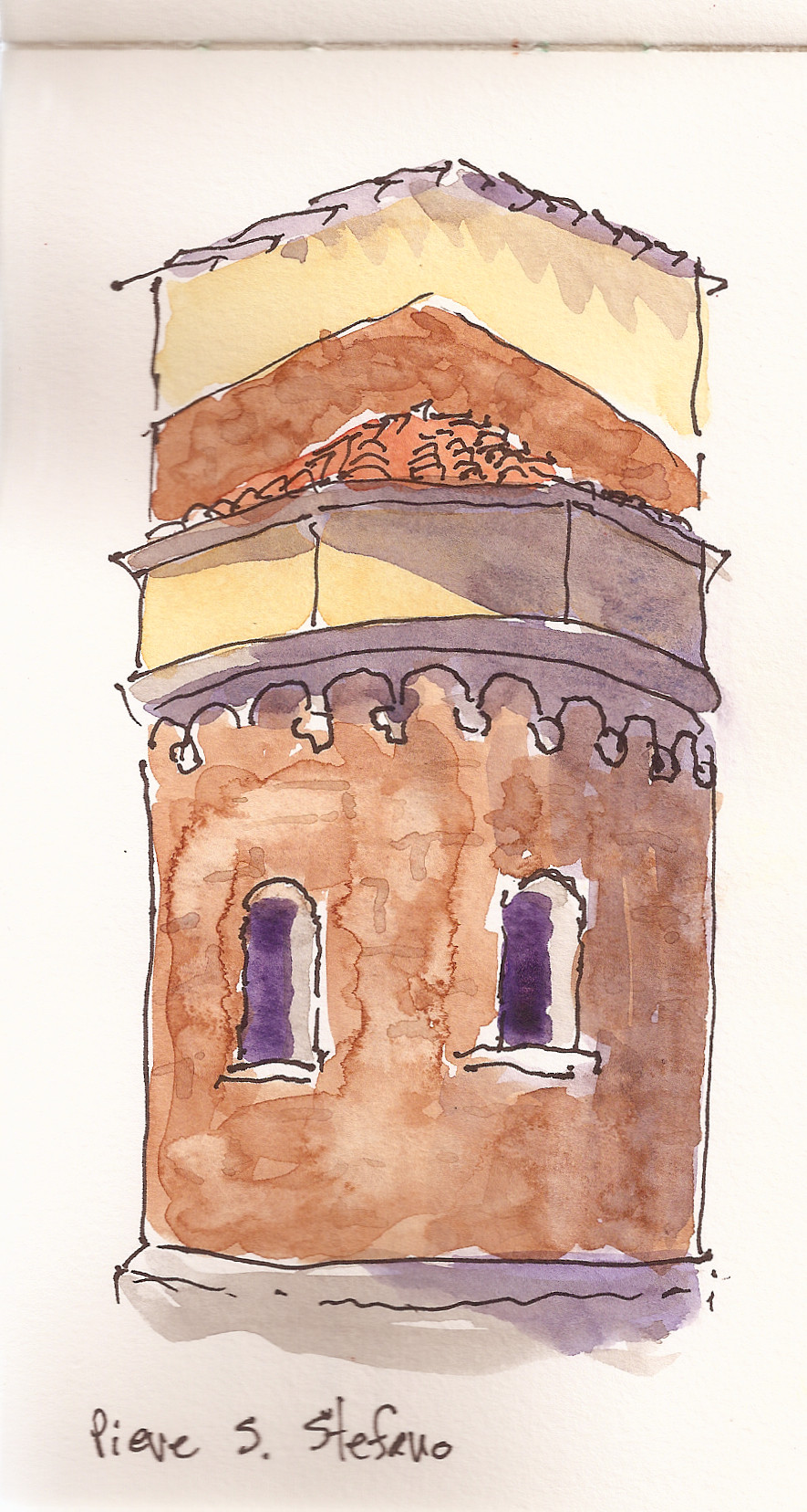 Pieve Santo Stefano (LU)