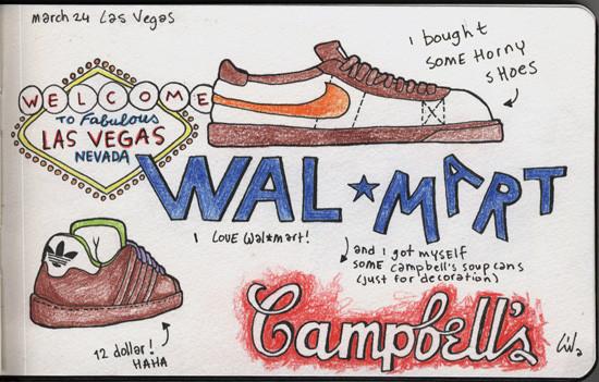 I love Wal*mart