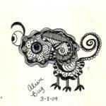 pocket moleskine sketchbook