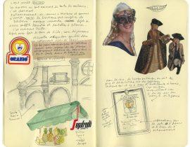 travel in italie : venezia
