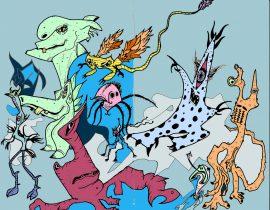 "'Monster Brigade Attack!"" (Now in Technicolor)"