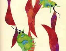 collage 2 in Andrea's Moleskine