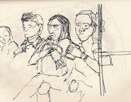 public transport sketches