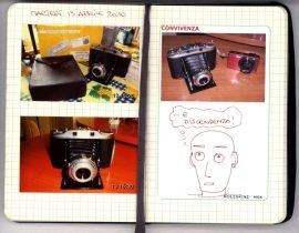 Vintage camera.