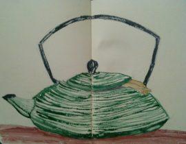 Hidden in a teapot