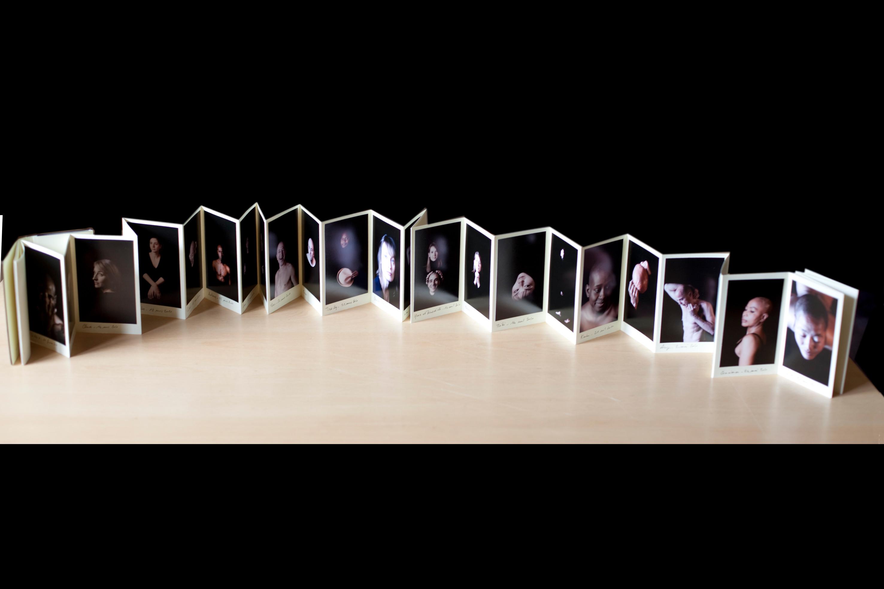 portraits diary