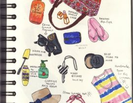 What's in my bag this Summer?