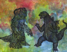 Godzilla versus Hedorah