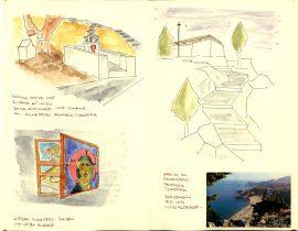 Monastero di Tsampika – Isola di Rodi (Grecia)