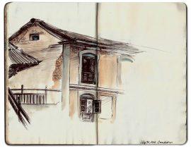 Newari House