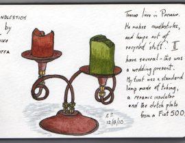 Tonino's lamp