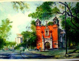 Iglesia San Antonio Panzacola