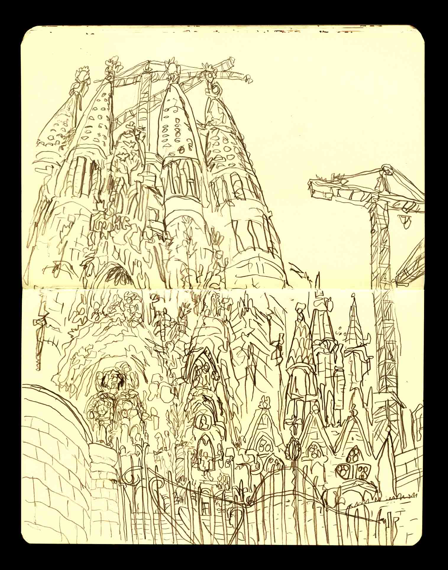 Barcelona- Sagrada Família
