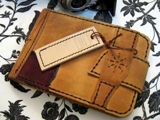 Handmade Leather Sleeve