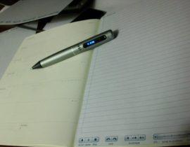 Moleskine meets the Livescribe Pen