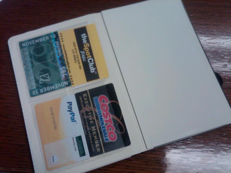 Credit Card Holder