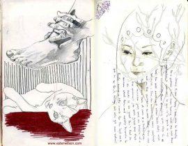 Ester Wilson Sketchbook