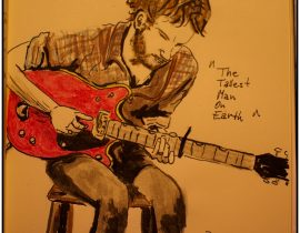 The Tallest Man On Earth live in concert