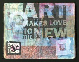 Art Makes Love to the New