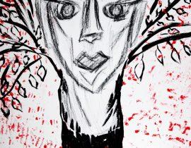 everred tree