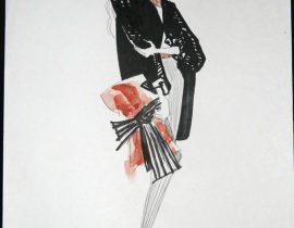 fashion illustration 6