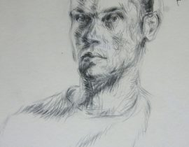 Self-portrait 11