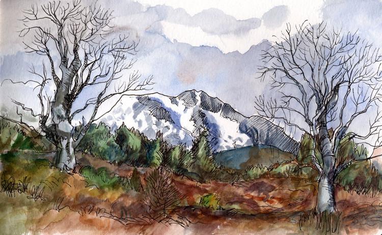 Espiguete Peak