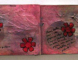 Texture Art Journal
