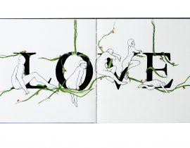 LOVE –  The evolution of Moleskine