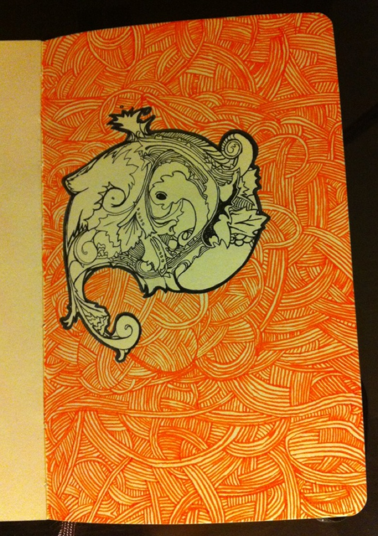 Paisley Whale
