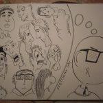 Sketching day
