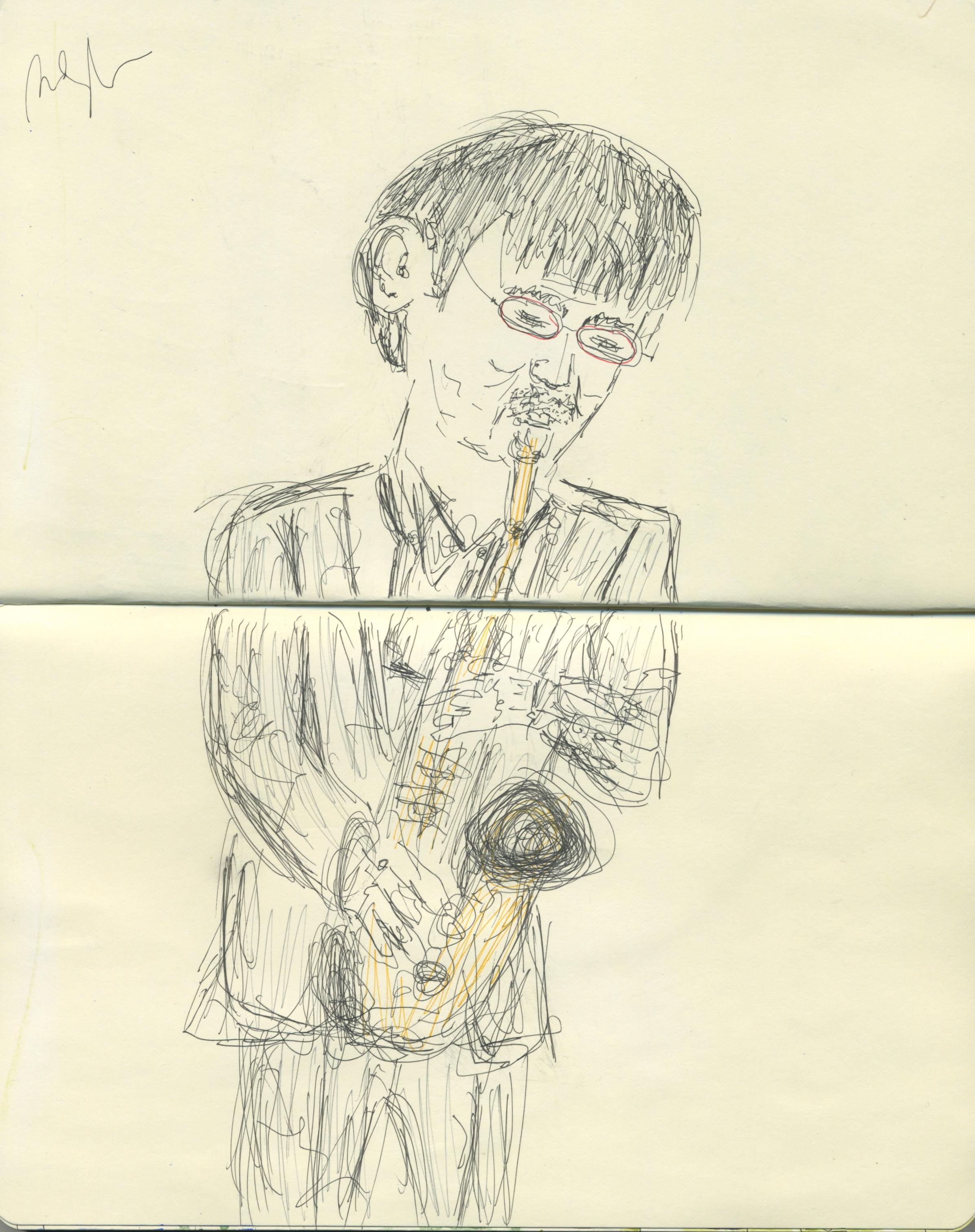 Atsushi Ikeda — a great alto saxaphonist