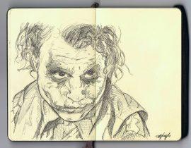 The Joker (The Dark Knight, Heath Ledger)