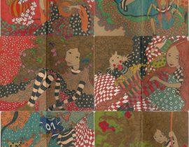 Six Moleskine's Covers
