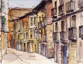 Horno's street