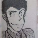 Today I feel like Lupin III