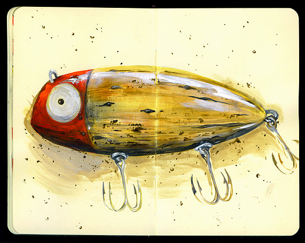 Fishing Lure {A}