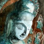 Buddha, Dunhuang Cave, China