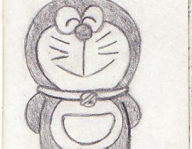 Doraemon the space cat