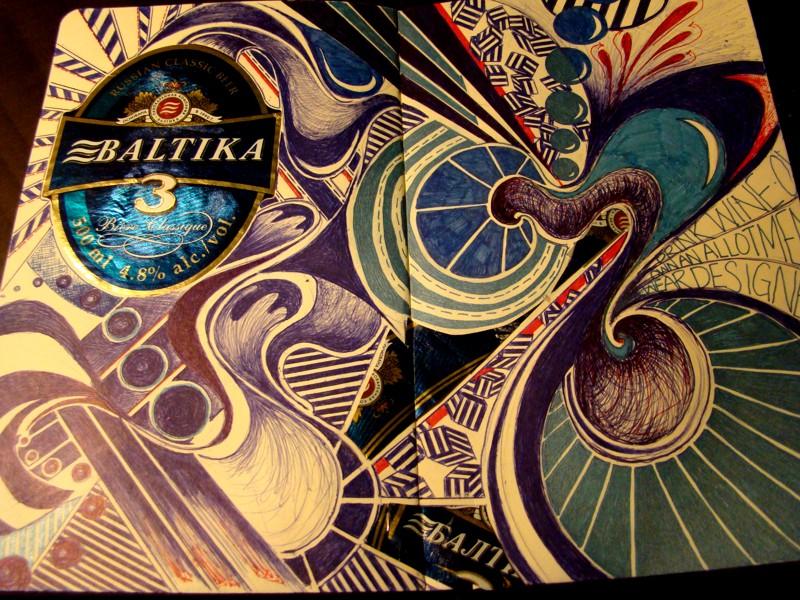 Baltika   4.8% alcohol