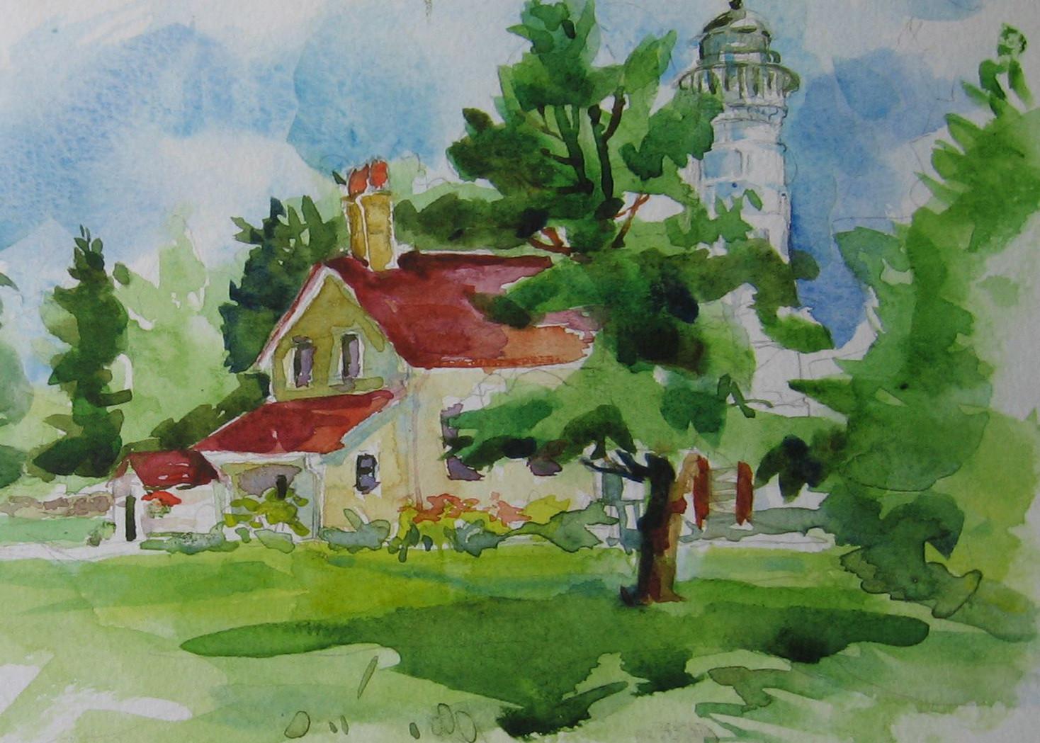 Cana Island Door County