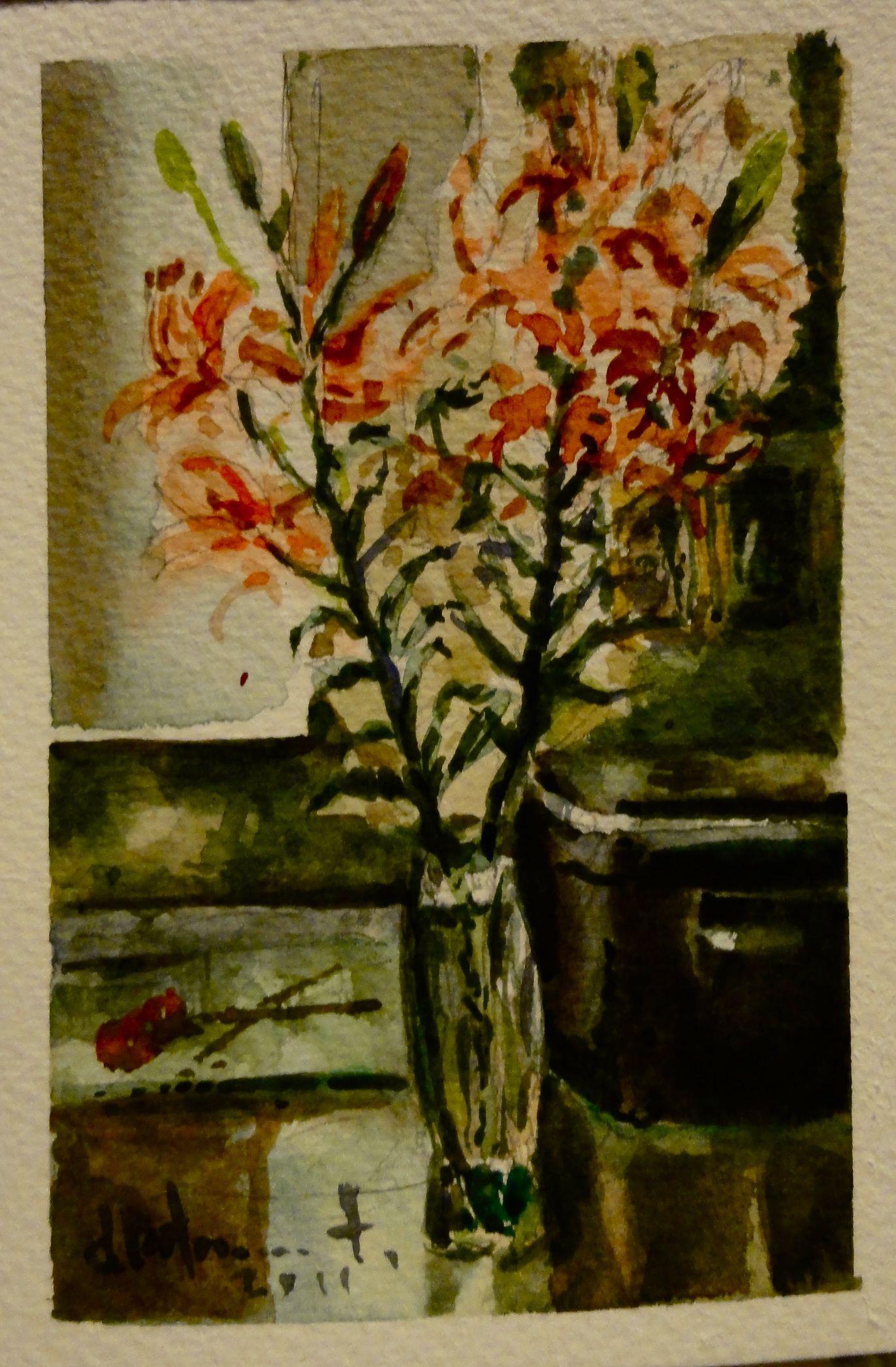 El florero