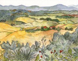 Cecina Valley